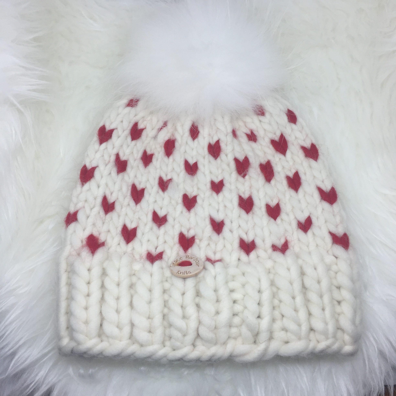 Heart's Delight Red Heart