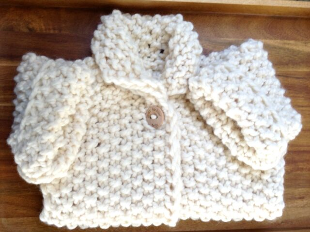 Middle Cove Baby Jacket
