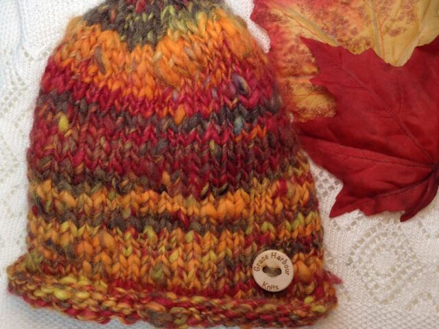 Traditional Watch Cap in Autumn