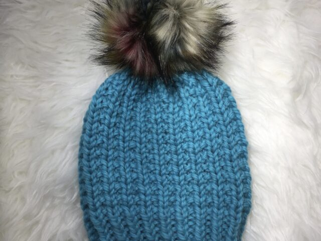 Bottle Cove Hat  and Pattern